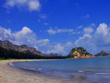 周日15号徒步那琴半岛爱情岛