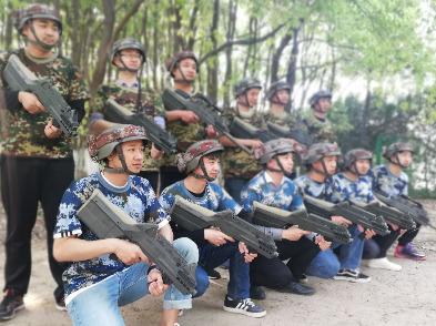 北蔡真人CS周六5月25警匪战