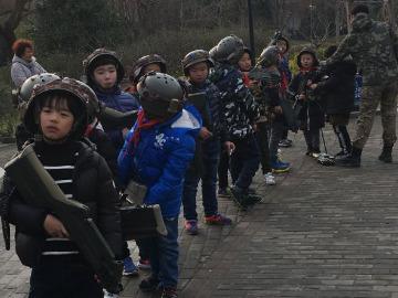 顾村真人CS周日3月10日逆战