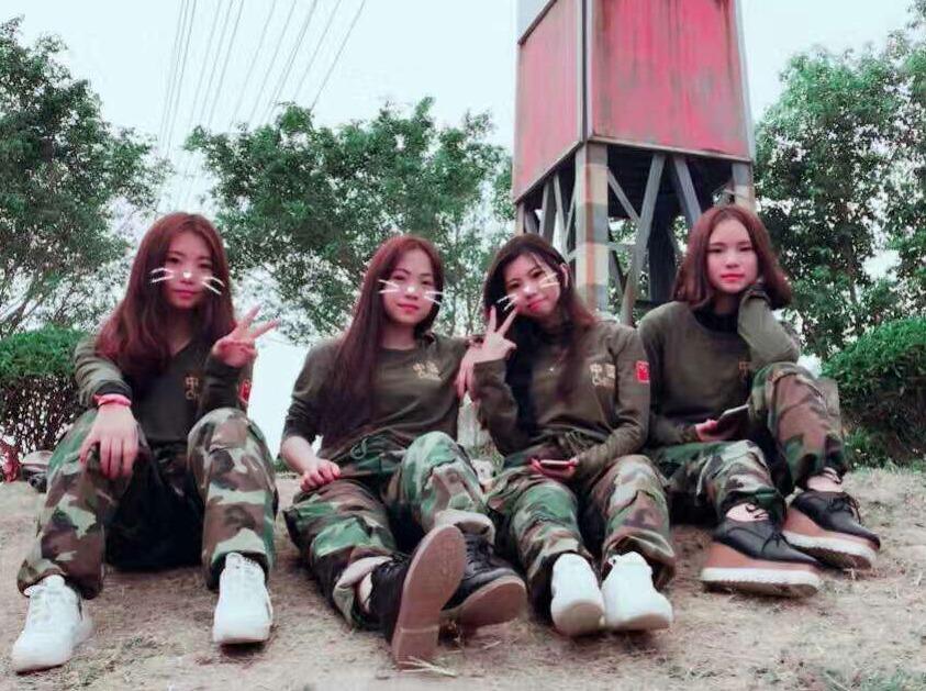 潮阳越战·真人CS组织正月初三金浦丛林战