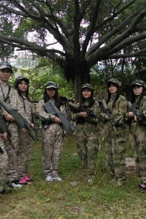 3.11潮阳越战·真人CS丛林战+C4战