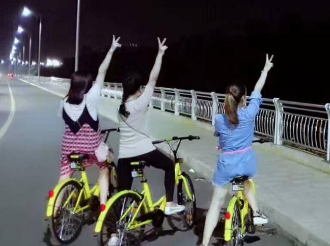 ofo共享单车骑行活动季