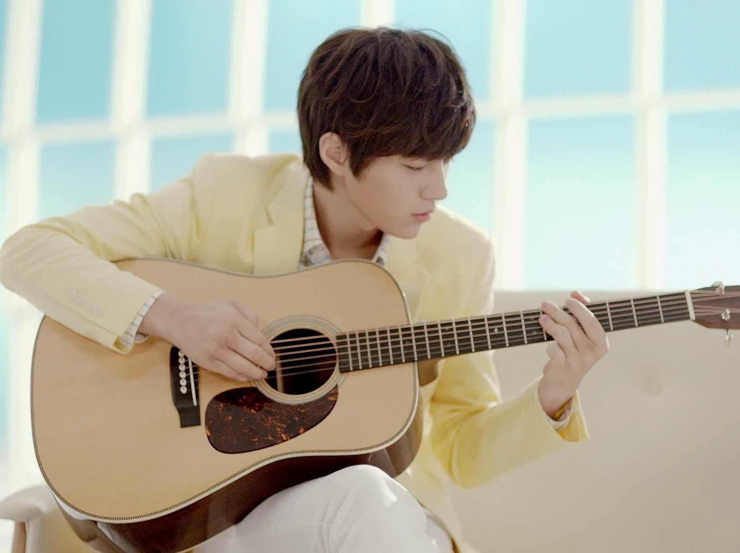 一起来免费学吉他吧
