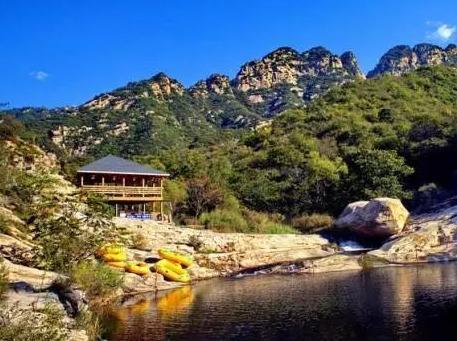 神堂峪-体验郊外的自然美