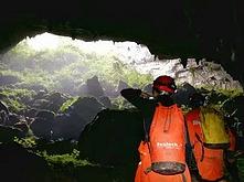 探寻神秘-铁溪天然溶洞
