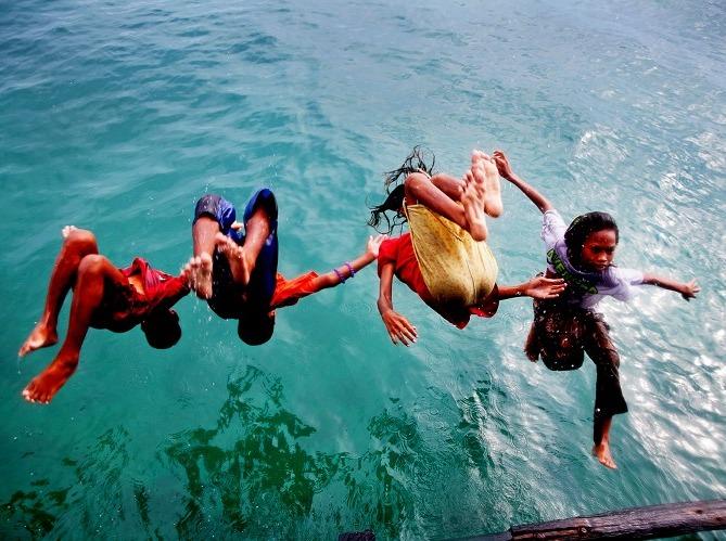 8月,仙本那潜水,一起吧
