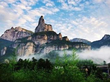 9月17号周日探秘海上名山之雁荡山