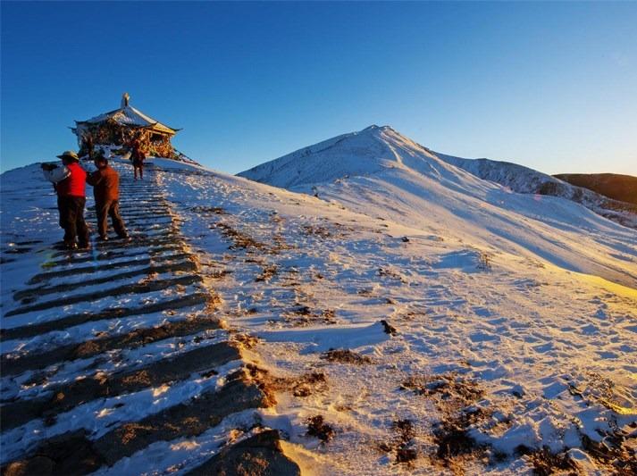 【大美珠峰】触摸世界最高峰—羊卓雍错六日