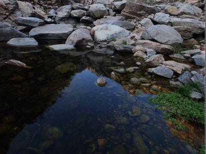 周六白道峪-云蒙峡-桃源仙谷免票穿越