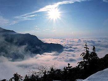 1.26~1.28冰天雪地武功山
