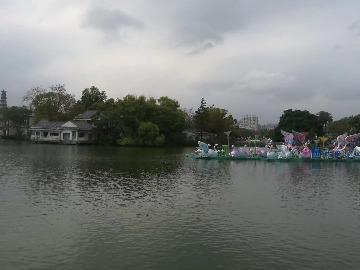 五一西湖聚会