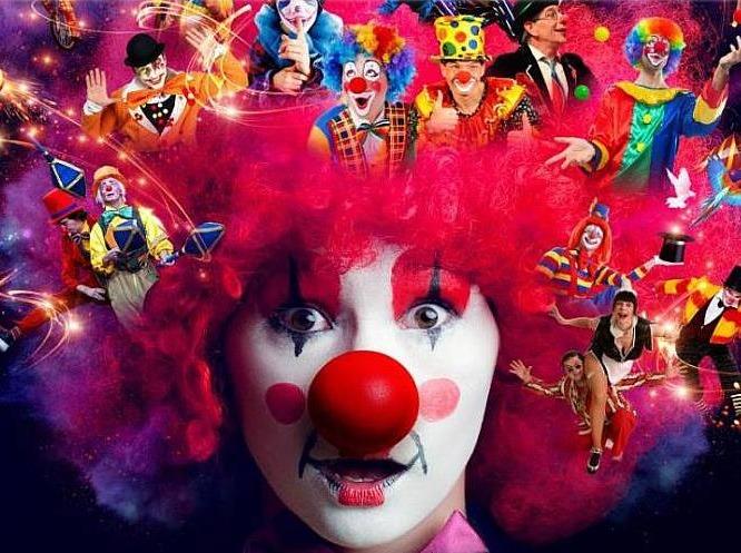8月26日《国际马戏小丑嘉年华》来袭!