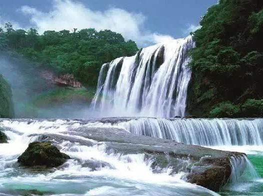 9月9-11贵州马岭河、黄果树瀑布三日游