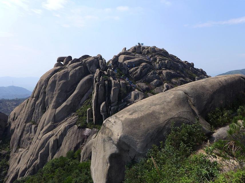 温州大罗山【探索.神话传说中的圣山】