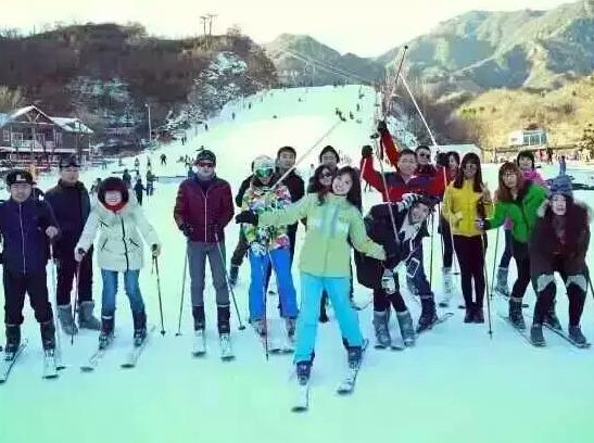 单身汪们周末两天一起去张家口多乐滑雪吧!