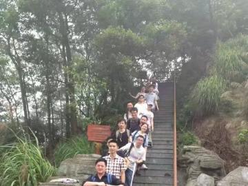 11月10日梅林水库徒步穿越塘朗山