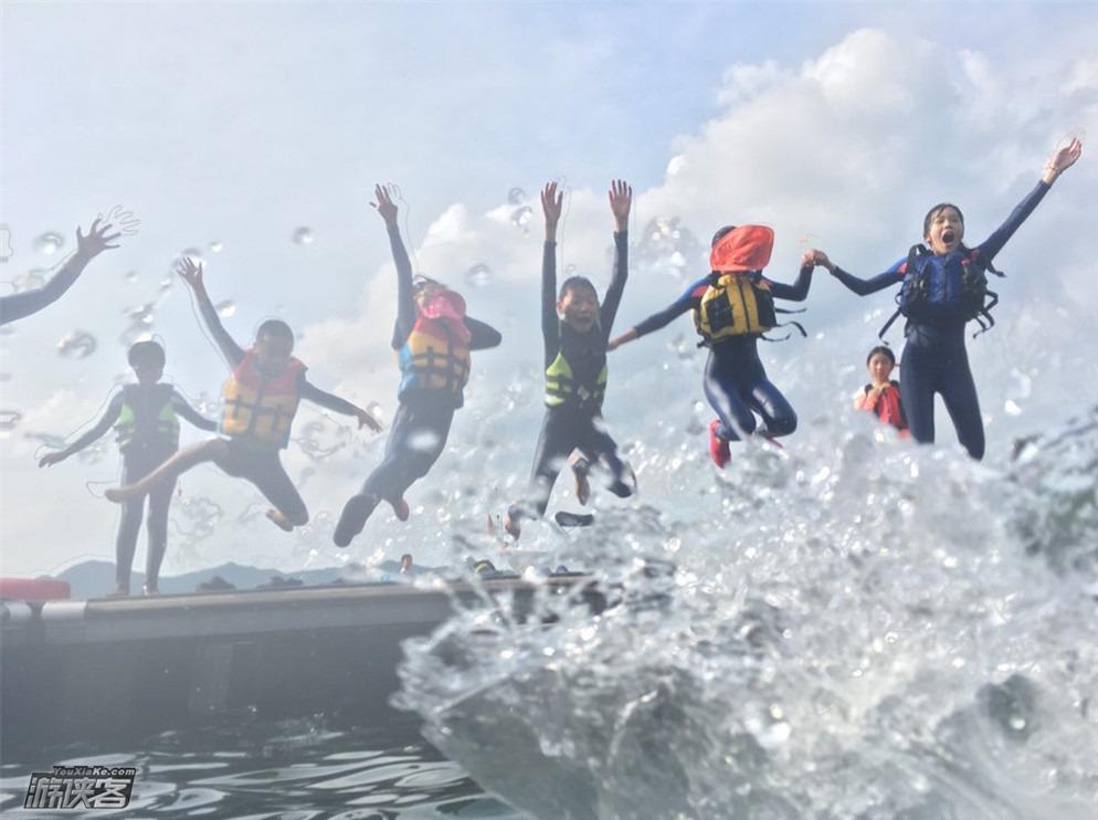 龙泉湖—SUP桨板皮划艇体验