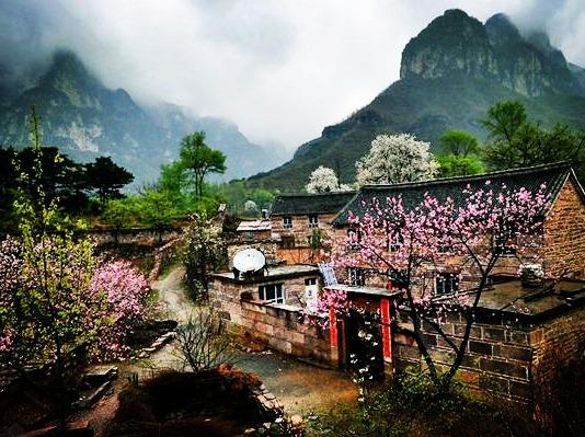 王莽岭-挂壁公路-红岩大峡谷-老龙口