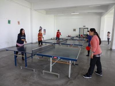 乒乓球比赛邀你来加入