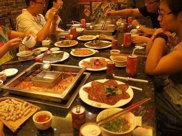 牡丹江城市首届吃货相亲节