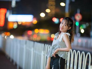 广州塔夜拍