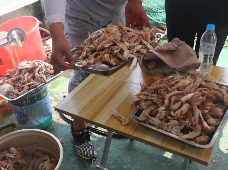 皮皮虾正肥,去出海打渔,来一场食色之旅!