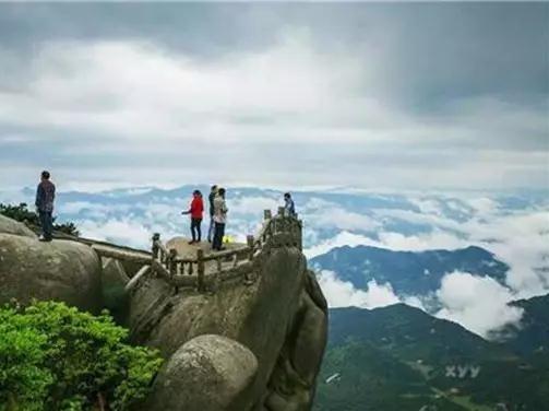 3月10-11安徽5A天柱山、天柱大峡谷