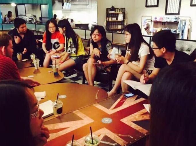 独墅湖免费外教英语课