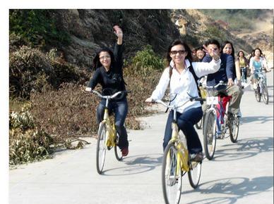 一起来骑单车吧