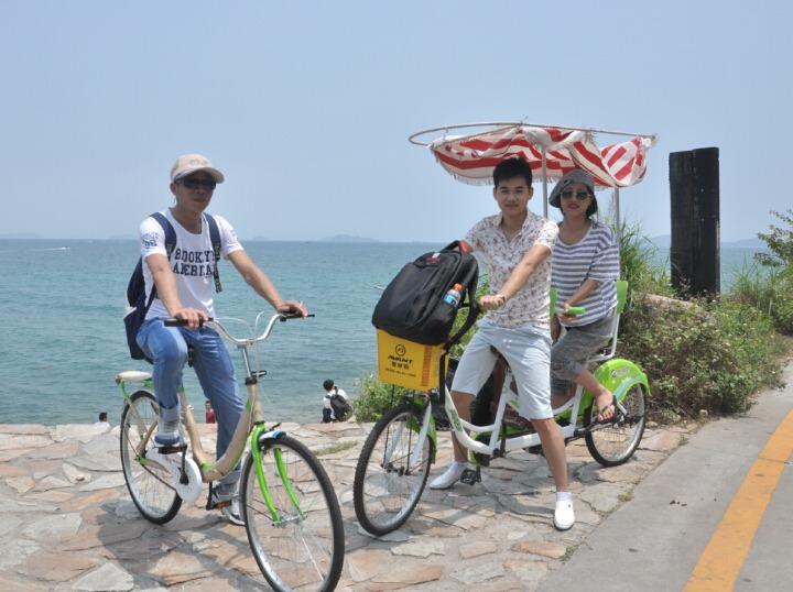 5月1日杨梅摘草莓踏青 野炊 骑单车