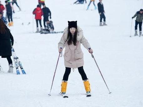 AA怀北滑雪场2017雪季开板来一起造吧