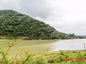 2018年5月19日徒步马龙五里箐水库