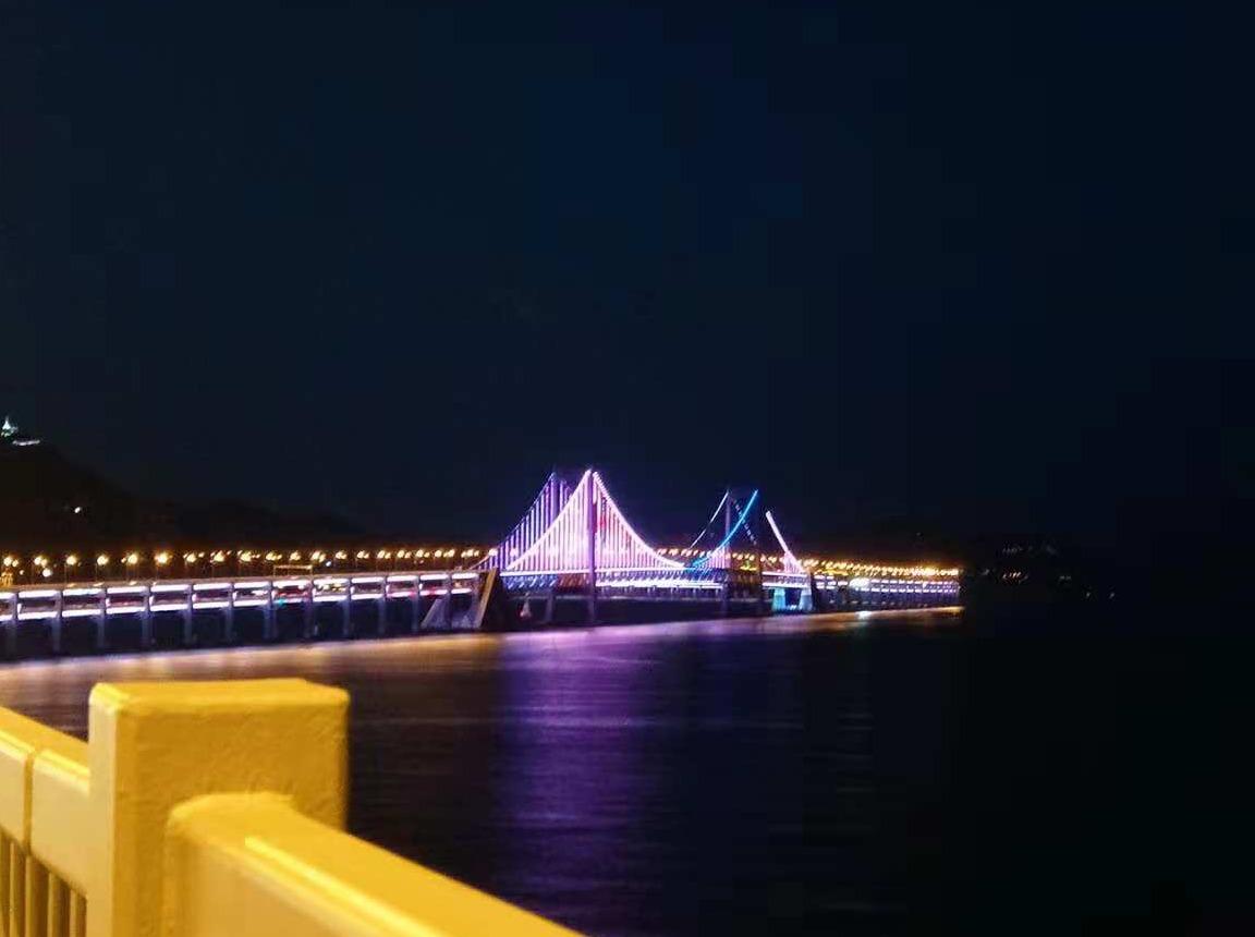 大连户外每周三夜徒:夜徒星海广场