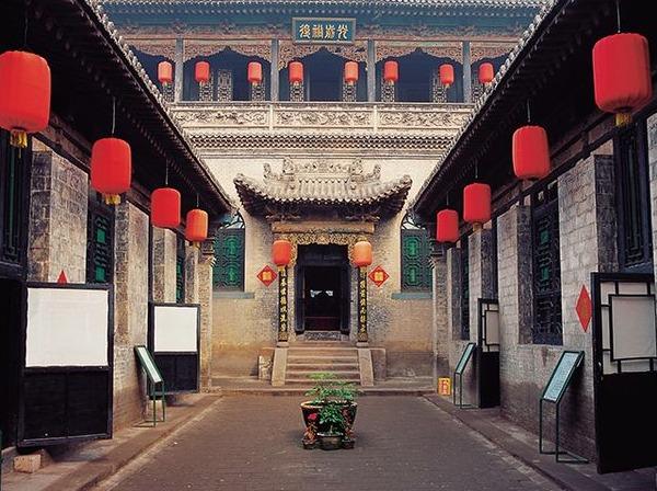 春节-山西全景-平遥古城·乔家大院