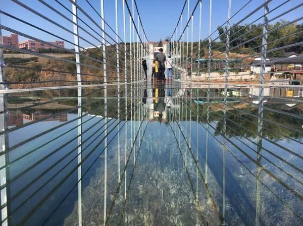 磐安舞龙峡玻璃桥【浙江第一玻璃桥】一日游
