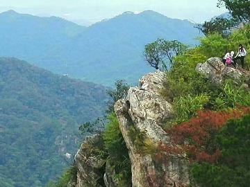 清远飞来峡登山徒步