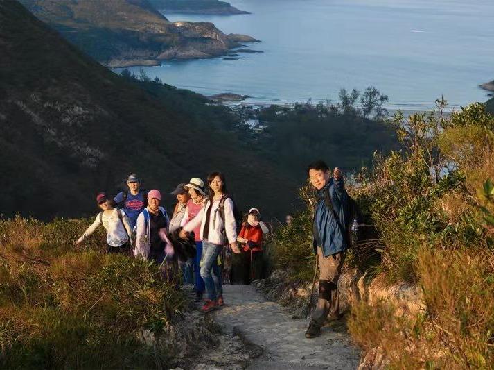 11-17香港麦理浩径徒步