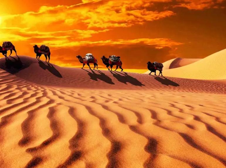 新疆魔鬼城、巴音、鄯善、吐鲁番11天
