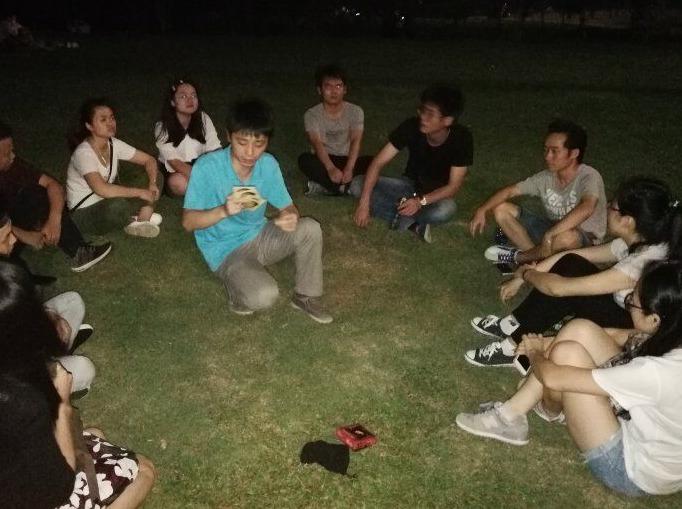 7月25号红树林玩游戏