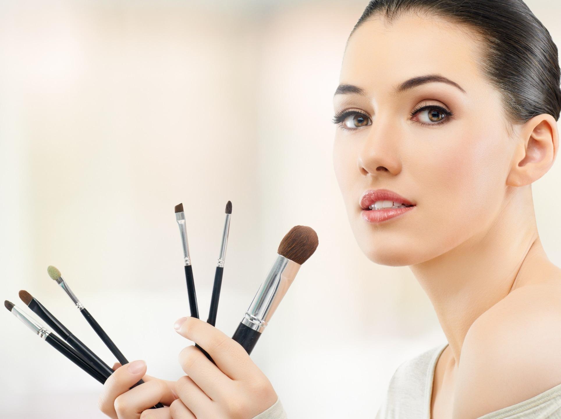 精致女人必修课—零基础学化妆精品沙龙
