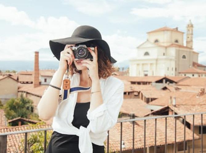 怎样拍照更上镜?—百变拍照姿势分享沙龙