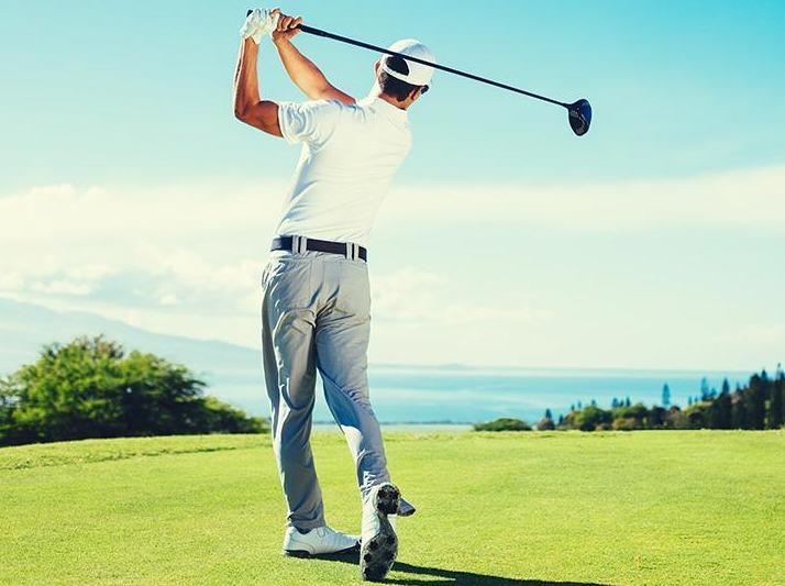 """""""你运动、我买单"""" 高尔夫主题活动"""