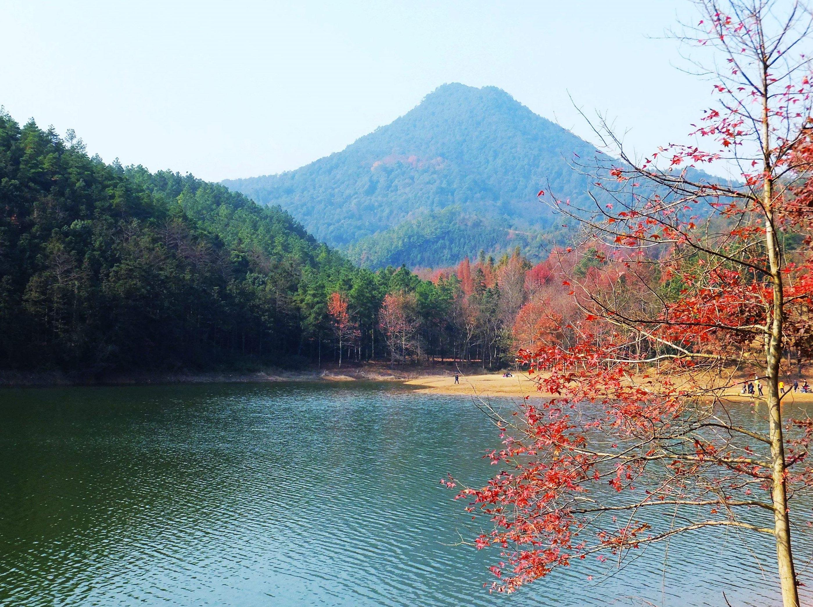 11.26周日 大禹谷娘娘山南湖芦苇荡