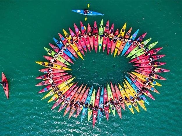 9月23-24日从化皮划艇泛舟流溪河
