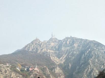 连川户外10月20日大黑山登高活动