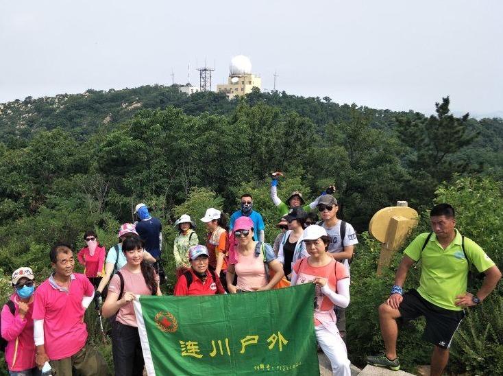 连川户外2018年10月4日石门山活动