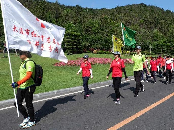 连川户外2019年5月18日徒步大会活动