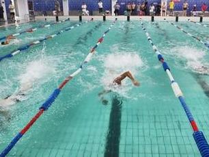 在宿州的朋友,快来参加游泳大赛吧