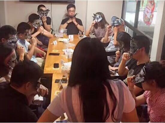广州狼人杀桌游交友聚会