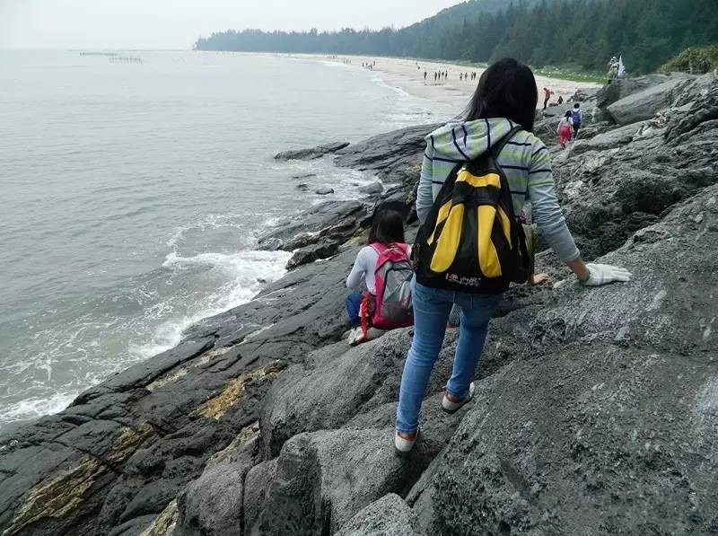 10月22日惠东黑排角海岸线穿越80元